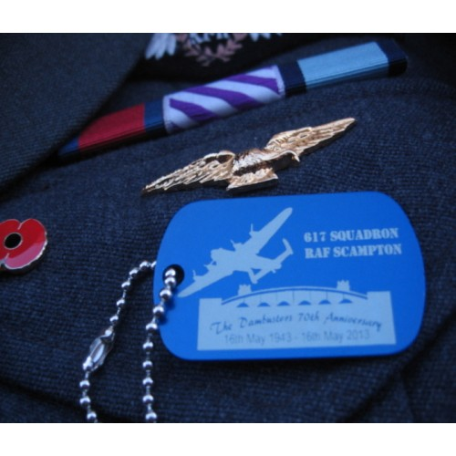 617 Dambuster Trackable Tag
