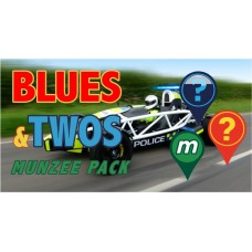 It's the Blues and Two's (Mixed pack - Fire mini mystery, Mini mystery & Greenies)
