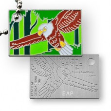 Travel Eagle Tag