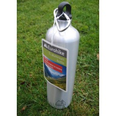 Eurohike 1ltr Aluminium drink bottle