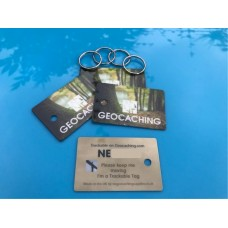 Globetrotter Travel Tags **NEW**
