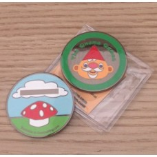 The Annual Gnome Games Geocoin