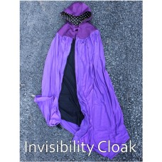 Cloak of Invincibility (in hand crafted oak box):