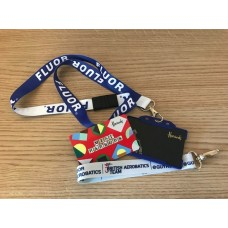Custom printed Lanyards and Event attendee ID cards