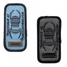 Official Groundspeak Travel Bug Patch
