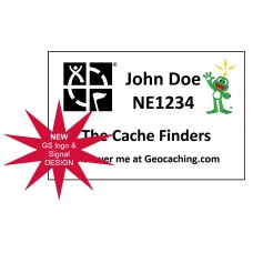 TRAVEL BUG FULLY LICENCED *NEW GLOBETROTTER TAGS* TRACKABLE TAG FOR GEOCACHING