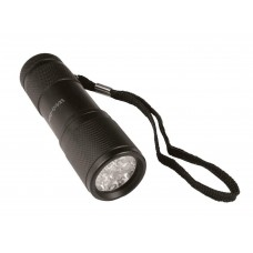 Web -Tex Warrior Aluminium Torch (with 3 x AAA batteries)