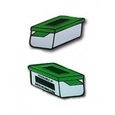 Traditional Icon Micro Geocoin