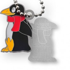 Penguin Traveller Tag