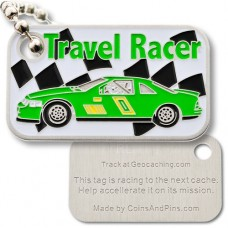 The Travel Racer Late Model Green